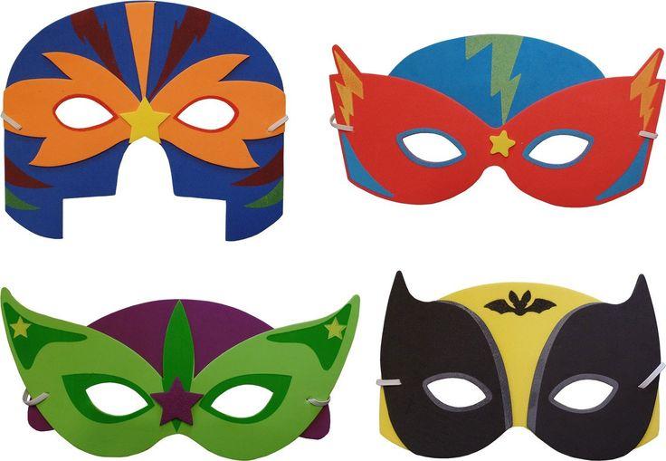 17 meilleures id es propos de masque super h ros sur - Masque super heros imprimer ...