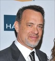 tom hanks - I would love to meet him. All time favorit!