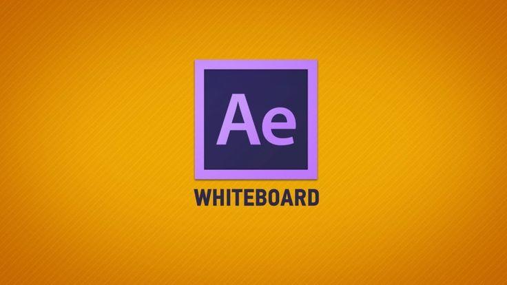 Тренды в моушен дизайне. Whiteboard. After Effects CC