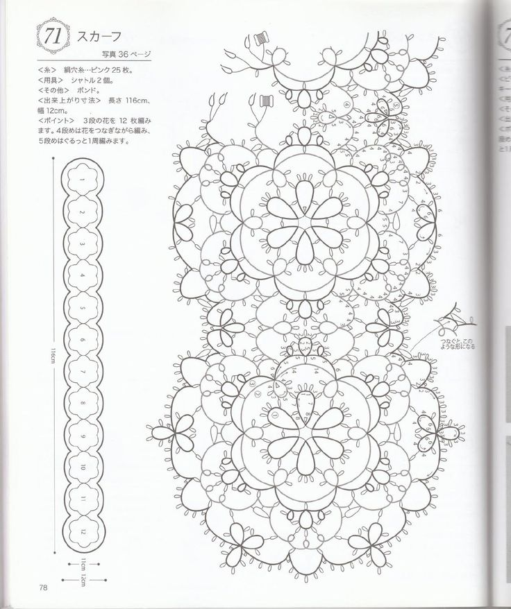 Tatting lace by Venus - issuu More