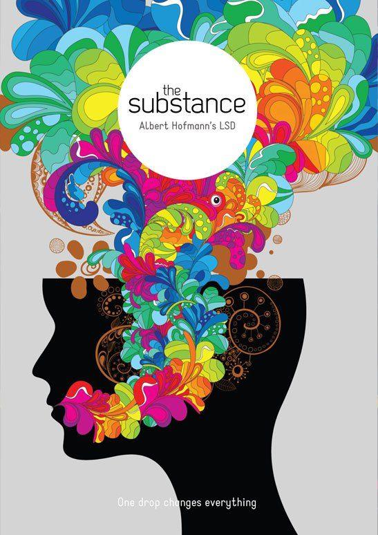 substance artwork poster design