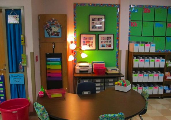 I need to remember this in august!: Classroom Lights, Organizations Ideas, Classroom Decor, Classroom Organizationdecor, Classroom Organizations, Classroom Setup, Chairs Covers, Organizations Classroom, Classroom Ideas