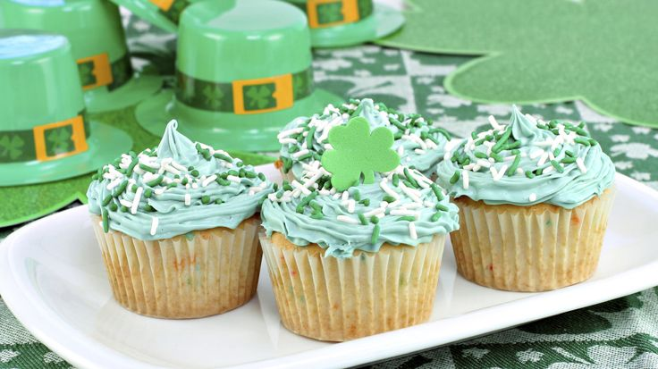 The Dark History Of Eating Green On St. Patrick's Day. NPR. Cupcakes, cookies and beer dyed green may mean party time in America. But in Ireland, there's a bitter history to eating green that harks back to the nation's darkest chapter.
