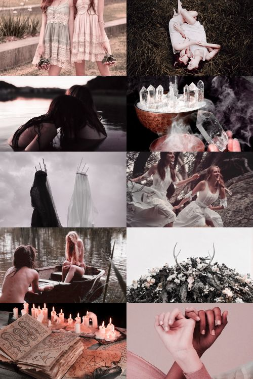 wlw witch aesthetic (more here)