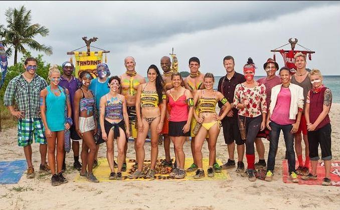 Topical Todd: Survivor Philippines Premiere Live Recap: Three Tribes For Survivor Season 25