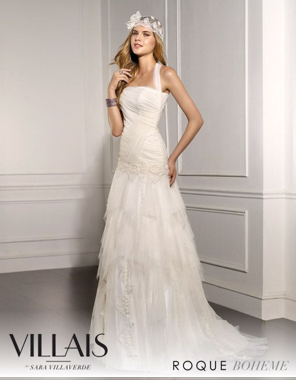 148 best VILLAIS 2014 Collection images on Pinterest | Wedding ...