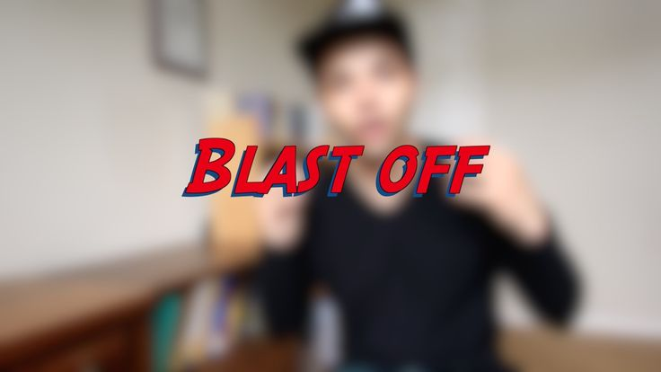 Blast off - W25D7 - Daily Phrasal Verbs - Learn English online free video lessons