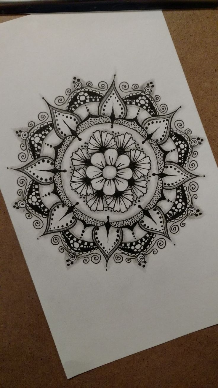 7 30 17 Mandala Kunstunterricht Mandala Design Mandalas Zeichnen