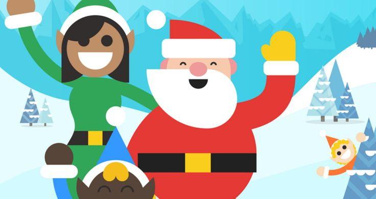 Google Santa Tracker, el rastreador de Papá Noel vuelve con nuevos juegos y experiencias