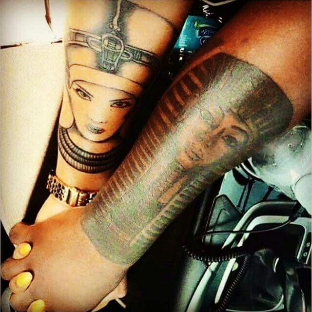 45 best images about tattoos piercing on pinterest for Black african queen tattoos