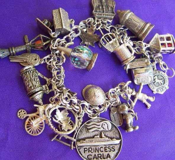 1050s Charm Bracelet