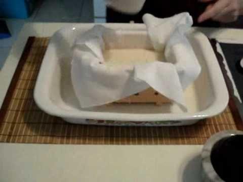 Como hacer tofu en casa, con fotos del paso a paso - Recetas de cocina y consejos de salud
