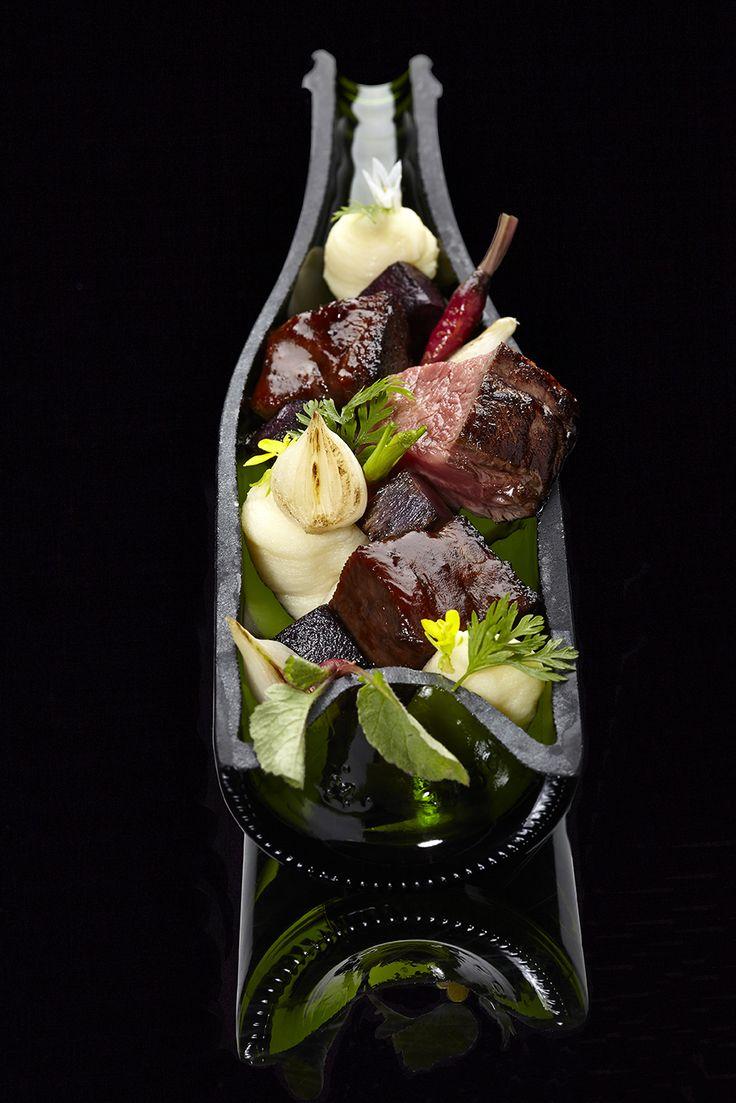 Beef Bourguignon - L'Art de dresser et présenter une assiette comme un chef de la gastronomie