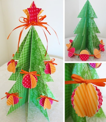 3D Christmas Tree Printable