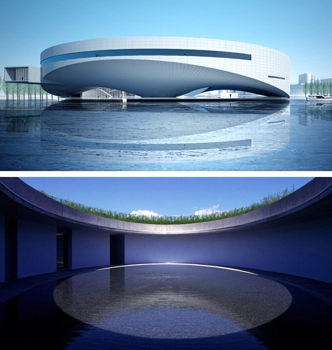 Dome House Futuristic: 17 Best Images About Dome Architecture On Pinterest