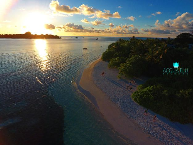 The Delightful Insights of Acqua Blu Rasdhoo | Maldives Budget Holiday