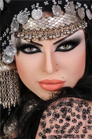 Best 25+ Arabic makeup ideas on Pinterest | Arab makeup ...