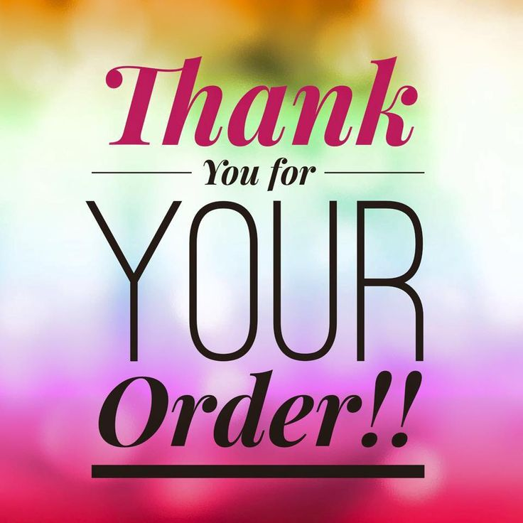 This is a picture of Trust Free Printable Thank You for Your Purchase