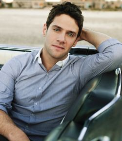 Justin Bartha. I found him quite cute in National Treasure. And if you haven't seen him in Failure To Launch, you must! He's simply adorable in that movie...