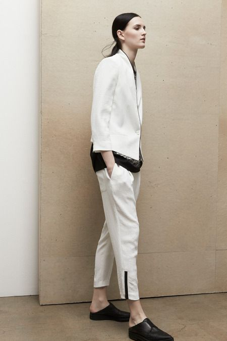Helmut Lang | Pre-Fall 2014 Collection | Style.com