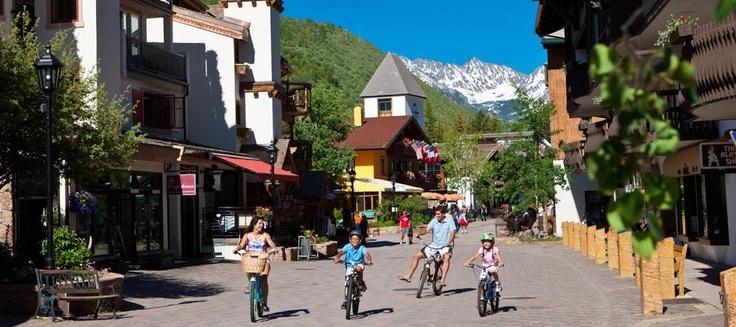 Vail Village                                   Official Vail Ski Resort - Vail, Colorado Hotels and Resorts | http://www.vail.com