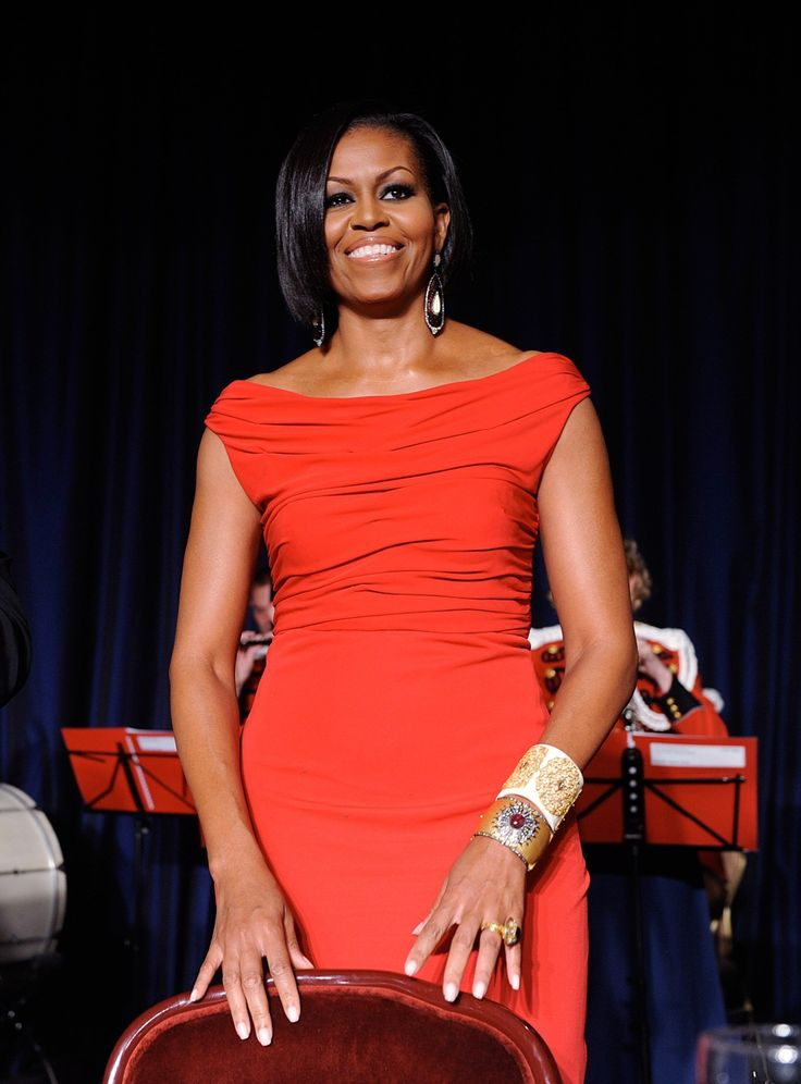 4 designers on dressing First Lady Michelle Obama.