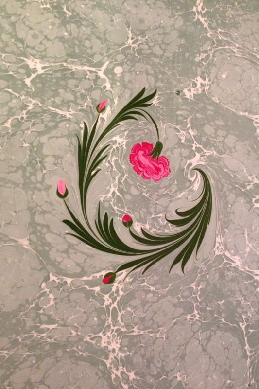 Ebru Kunst von Melek Güner