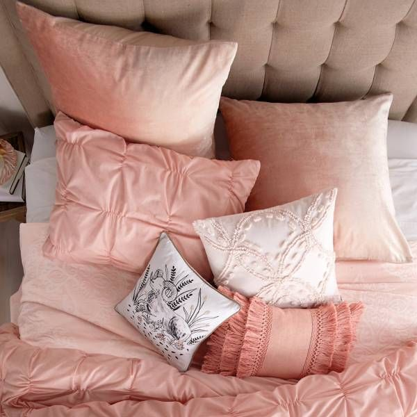 Product Image for Peri Home Velvet Iced Ombre European Pillow Sham 2 out of 2