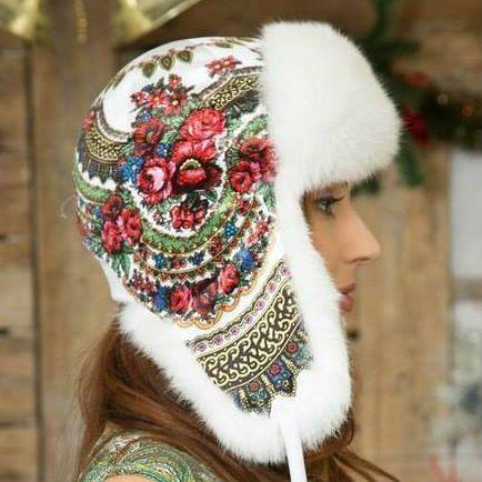 Russian fashions