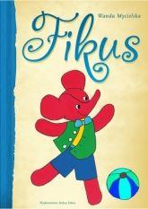 Fikus - Ryms - kwartalnik o książkach dla dzieci i młodzieży