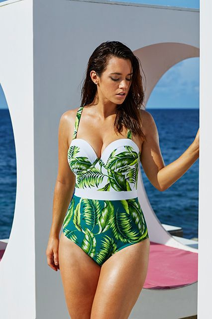 """Here's GabiFresh's New Swim Line, Featuring Fatkinis & So Much More #refinery29  http://www.refinery29.com/2015/01/80516/gabifresh-for-swimsexy#slide-1  How does this collection differ from your last one? """"I've never had a collection with more than three pieces, and this year I really wanted to ramp it up so it felt fuller. We started early enough for me to really be totally in charge of everything, from thinking of prints to getting the fit right, so I felt like I had much more input ..."""