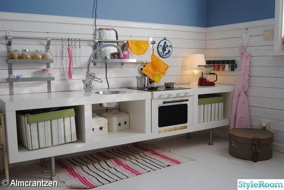 Mommo Design Ikea Hacks Lack Play Kitchen Kids Furniture And Details Pinterest Long