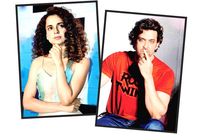 Kangana-Hrithik controversy publicity stunt for Simran? Actress responds