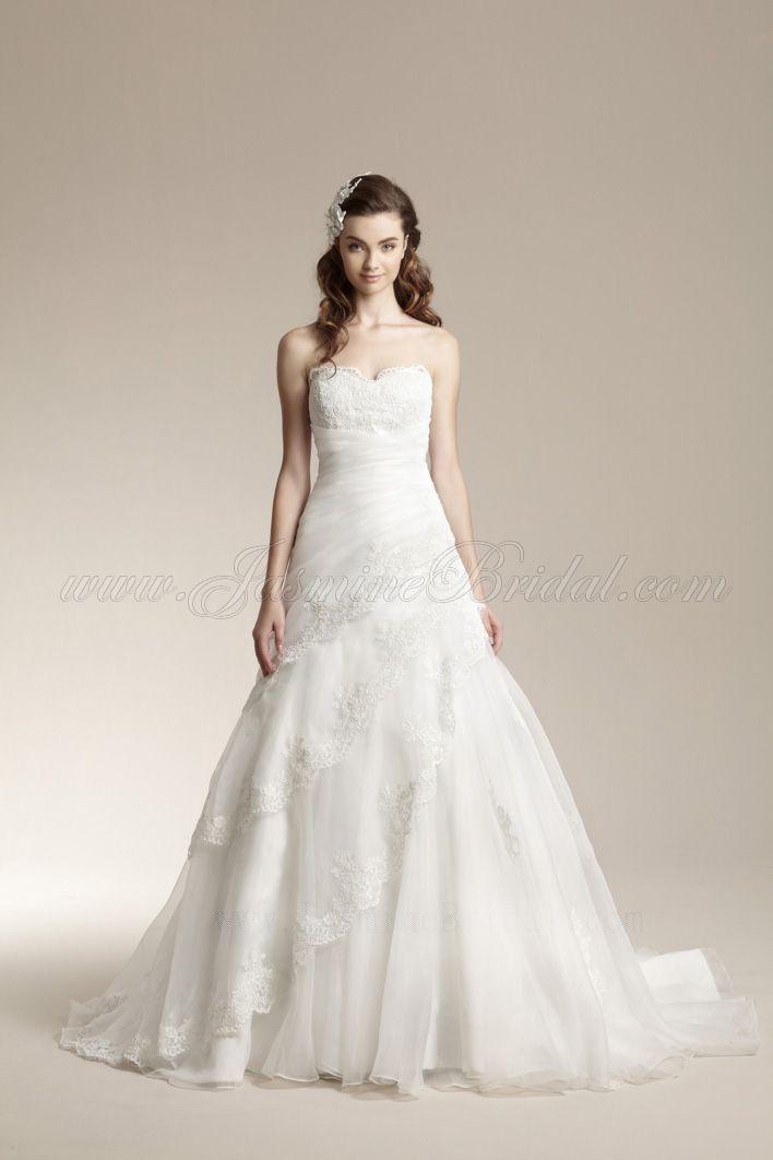 Jasmine Collection Wedding Dresses Photos On WeddingWire