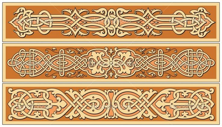 Resultado de imágenes de Google para http://static4.depositphotos.com/1000302/385/v/950/depositphotos_3854097-Ancient-old-russian-vector-pattern.jpg