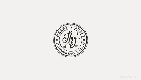 Logos III by Brendan Prince, via Behance