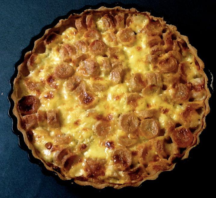 Relish your tastebuds in a fresh, homemade Banana Cream Pie @beachcomber Lodge