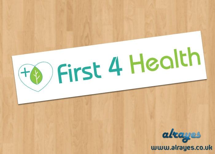 First 4 Health Logo