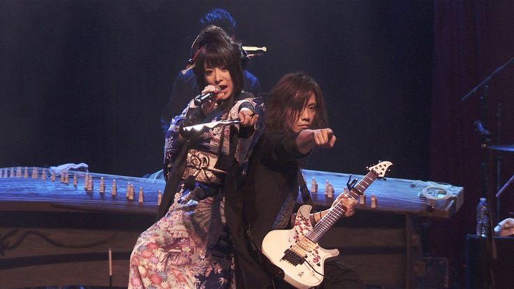 和楽器バンド / Live DVD, Blu-ray, CD「1st US Tour 衝撃 -DEEP IMPACT-」Trailer