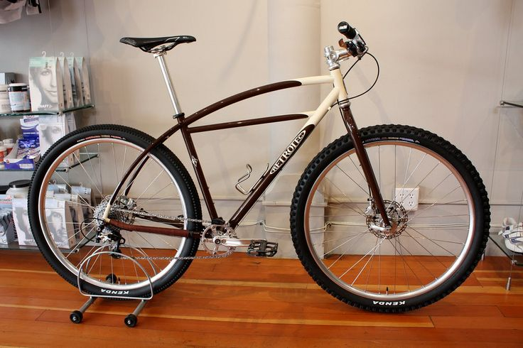 Inglis & Retrotec Cycles | Quality Bicycles Handmade in Napa, California