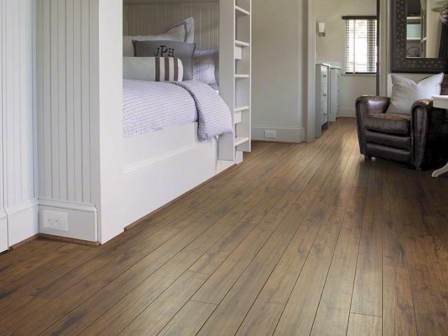 Looking For Flooring The Grandkids Won T Destroy Look No Further This Hand Scraped Laminate Will Not Only Look Amazing But It Will Also Hold Up Under The