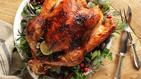 5 Foolproof Ways Not to Screw Up Thanksgiving This Year: Turkey-cooking tips from Eric LeVine, chef, restaurateur, and meat expert, and Taylor Erkkinen, chef and founder of gourmet cooking store The Brooklyn Kitchen.