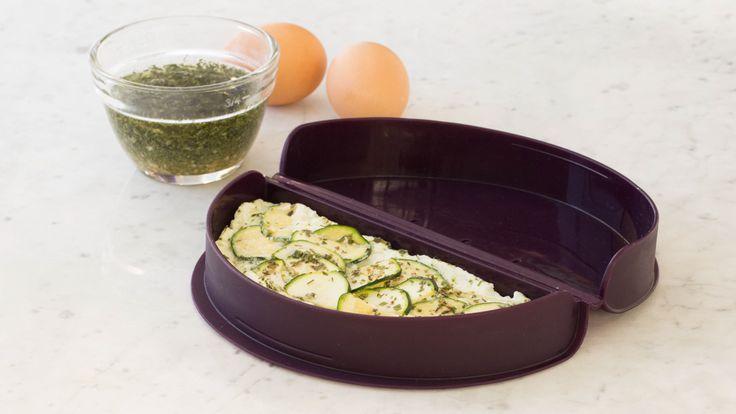 Egg White Fines Herbes Omelet