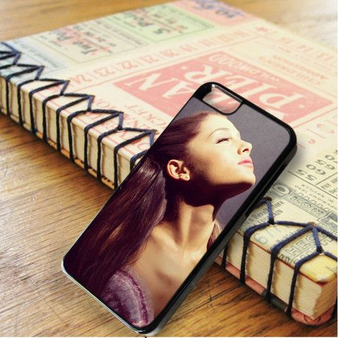 Ariana Grande Beautiful Purple iPhone 6|iPhone 6S Case