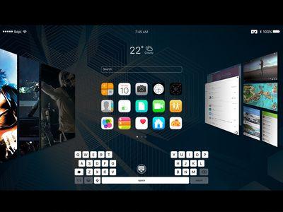 iOS in Vitual Reality