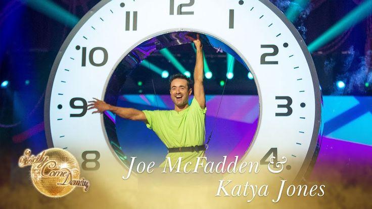 Joe and Katya Salsa to 'Ride On Time' - Strictly Come Dancing 2017