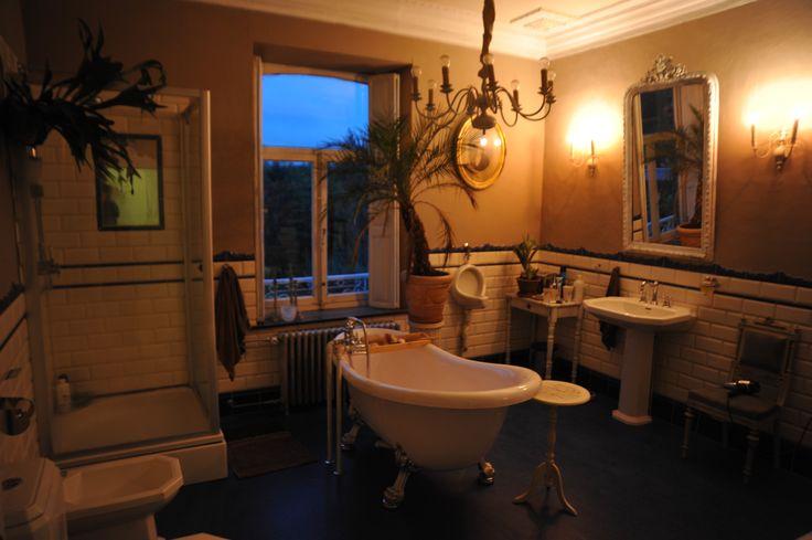 victoriaanse badkamer
