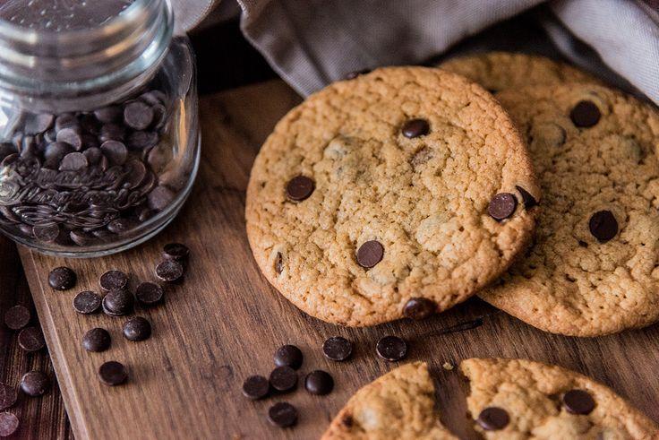 Chocolate Chip Cookies wie bei KFC, Starbucks oder McDonalds