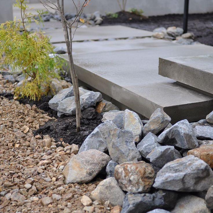 栃木r外構計画 On Instagram やっぱりこの石好きだなー 愛着湧きつつ