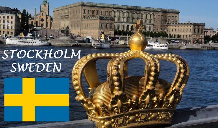 Europe Video Productions: Stockholm Sweden tourism video. Tukholma matkailu Ruotsi - Stockholm travel film - discover Swedish capital Stockholm. Archipelago ...